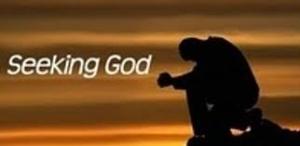 untitled seeking God