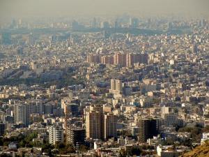tehran-skyline